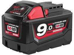 BATERIA MILWAUKEE M18 9.0AH